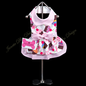 Cupcake Princess Dress - Janette Dlin Design - Dog Dress