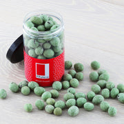 Wasabi Peanut Crackers in a Gift Jar RJF Farhi
