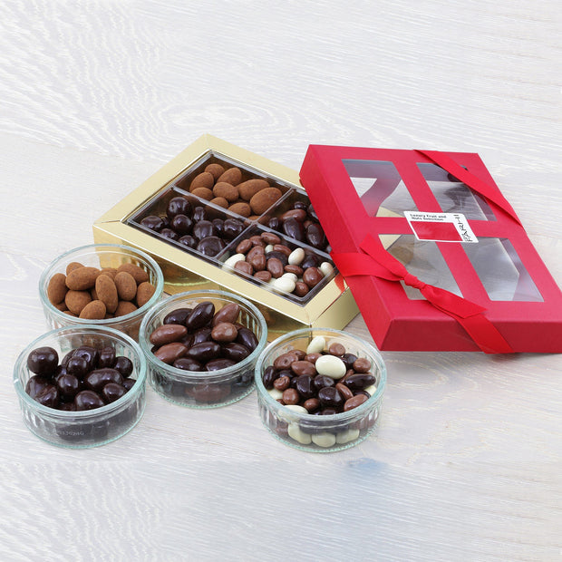 Farhi Fruit and Nut Selection in a Gift Box RJF Farhi