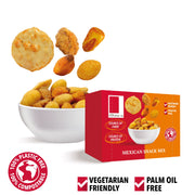Mexican Snack Mix in a Snack Box X 10 RJF Farhi