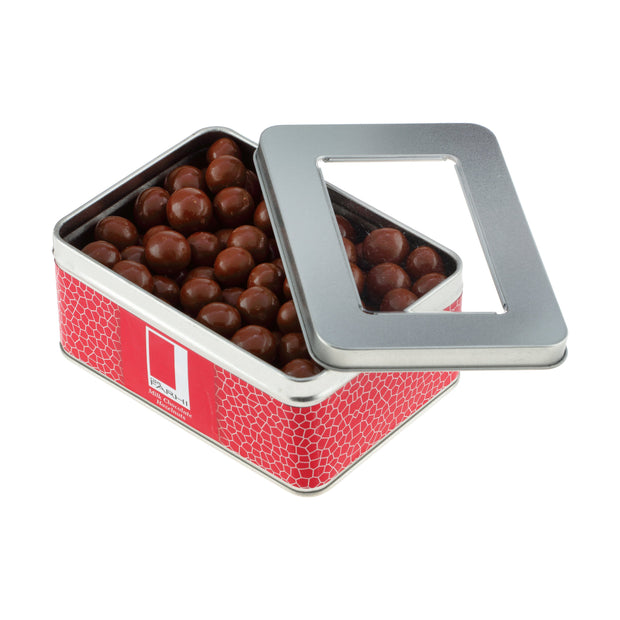 Rita Farhi Hazelnuts Coated in Belgian Milk Chocolate Presented in a Gift Tin RJF Farhi