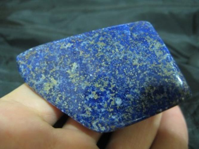 Afghanistan Blue Lapis Lazul Lazuli Crystal golden pyrite chunk mineral N2833