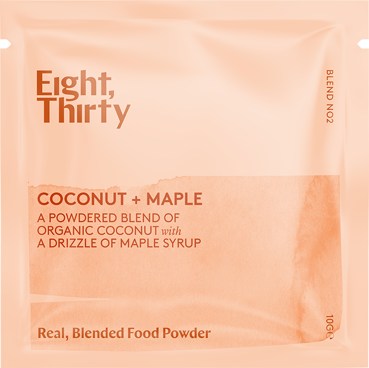 COCONUT + MAPLE