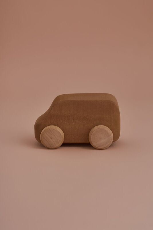 Toy Car | Beige