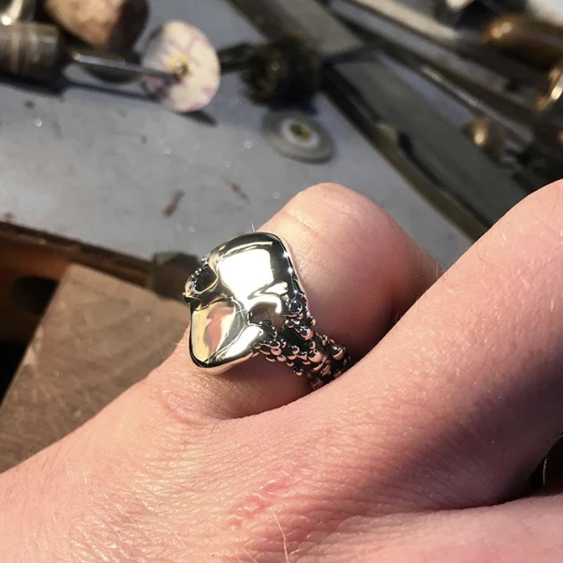 Sofi's Warped Signet Ring