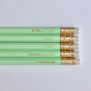 Friends the TV Show Pencil Set