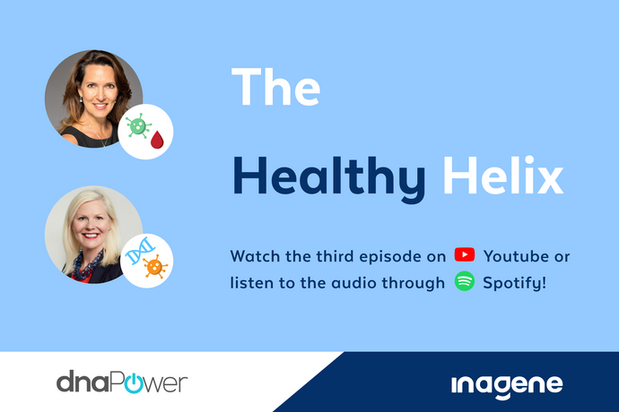 Inagene Diagnostics Launches the Third Episode of the HealthyHelix