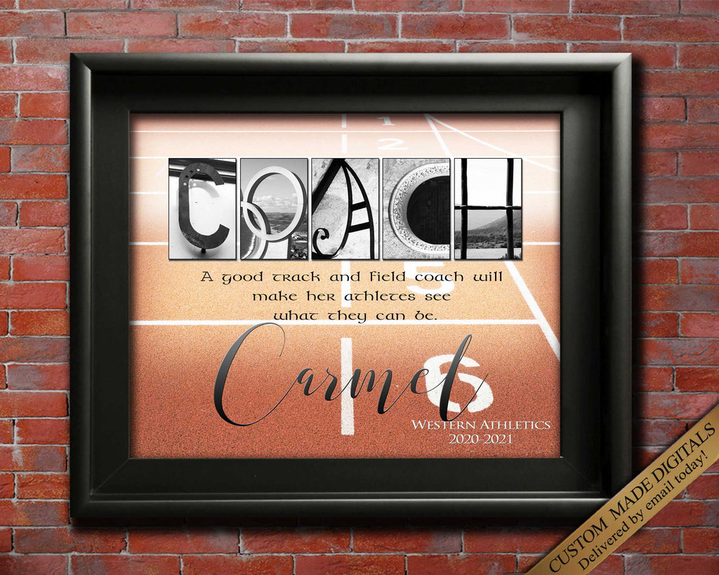 Athletic Coach Gift