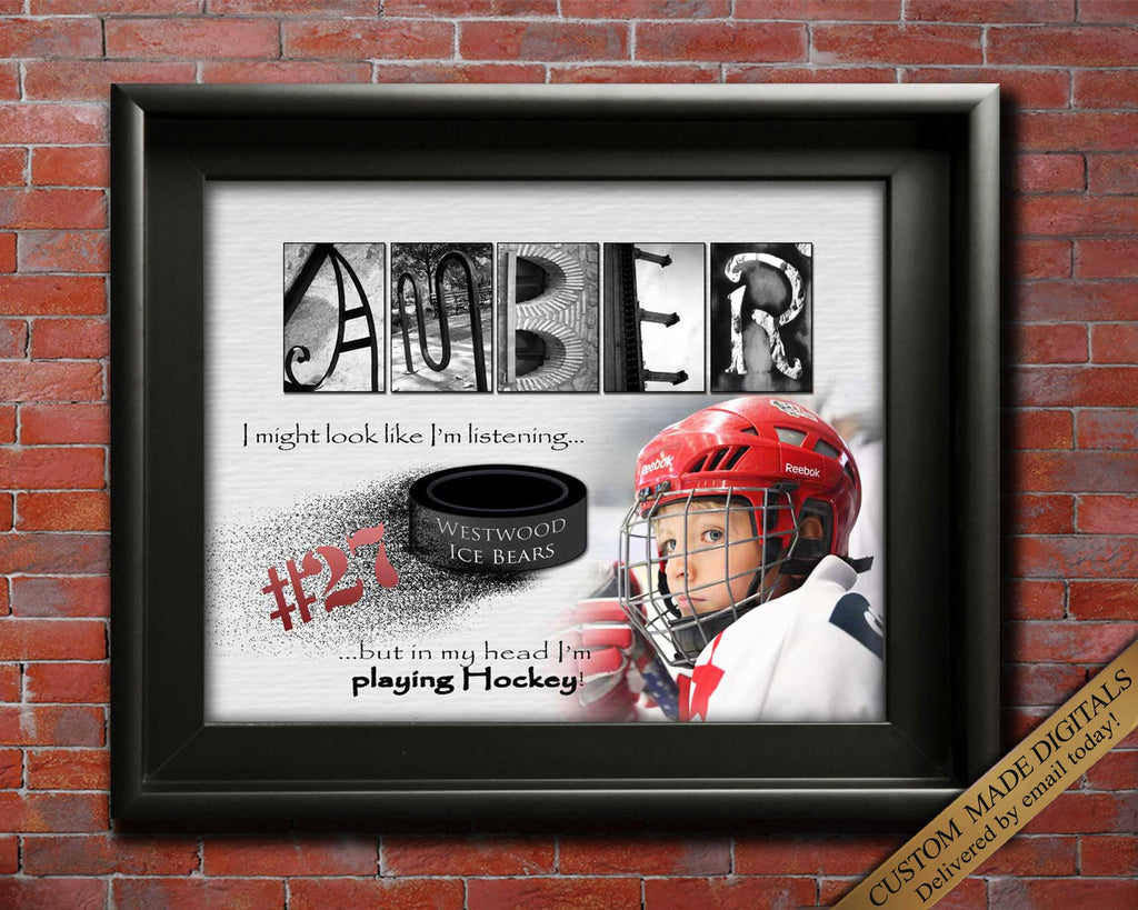 Hockey Player Gifts
