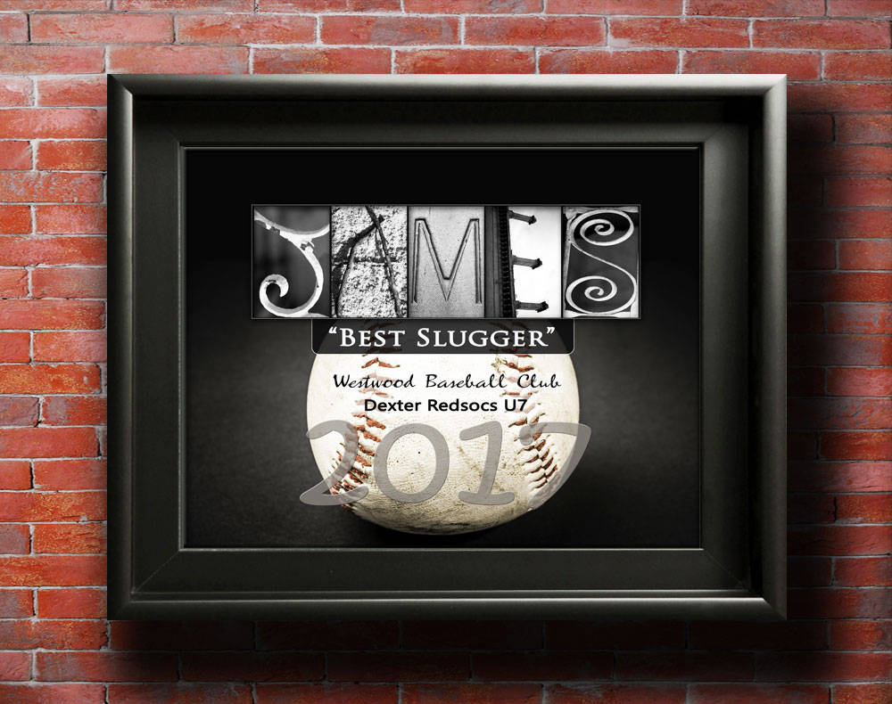 Baseball Player Gifts, Printable Baseball Award, Player Awards, Baseball Team, MVP Award, Best Outfielder Slugger Golden Glove