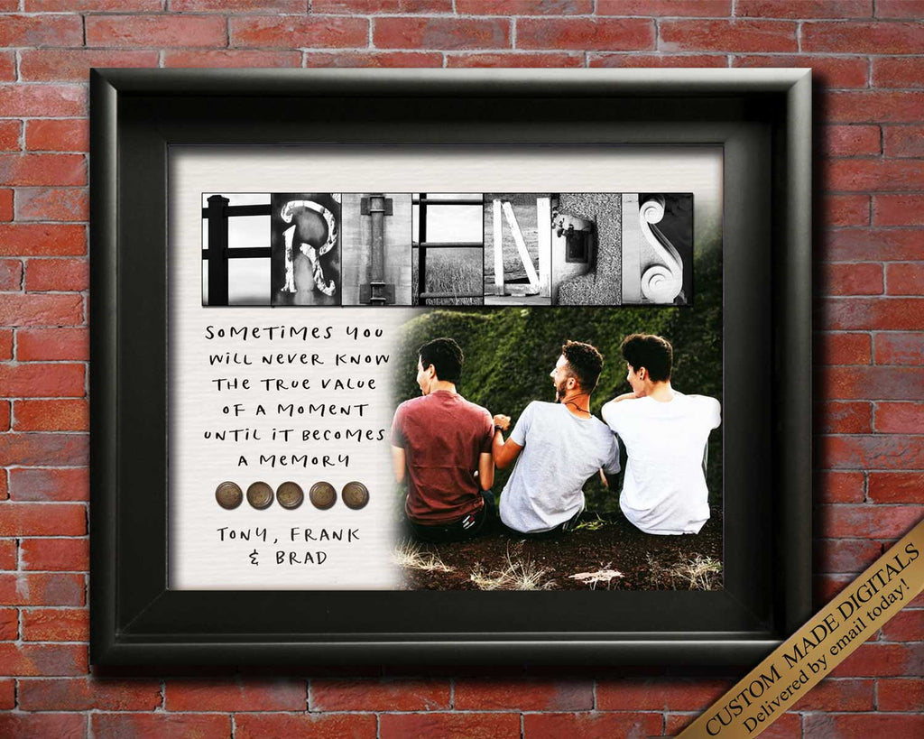 Best Friend Gift Personalized Best Friend Gift Christmas Best Friend Birthday Best Friend Long Distance Gift for Best Friend Gift Ideas