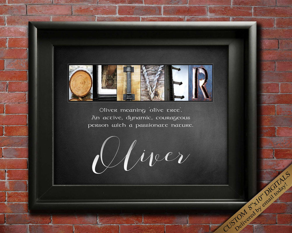 Personalized Gifts | DIGITAL | Name Meanings | Any Name A-Z | Worldwide | Name Art Digitals | First Name Gift | DIY Personalized Gift Idea