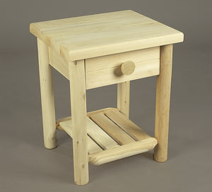 Night Table With Drawer
