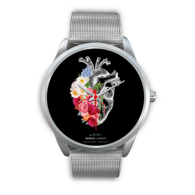 Sarai Llamas - Find The Seed Watch (Silver)