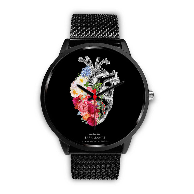 Sarai Llamas - Find The Seed Watch (Black)