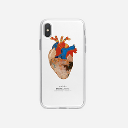 Sarai Llamas - Maternal Heart iPhone Case