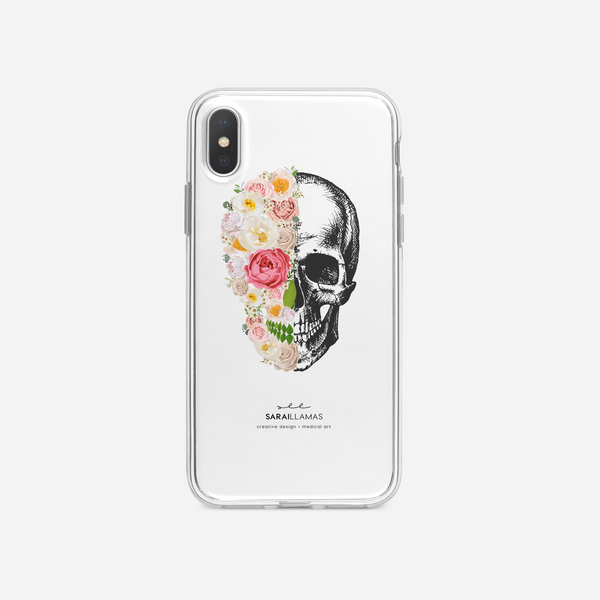 Sarai Llamas - Pleasing Mortality iPhone Case