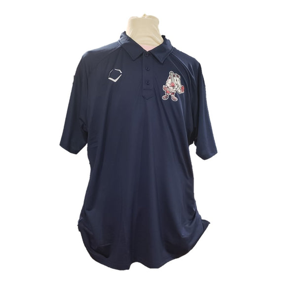 EvoShield Pro Team Polo Navy