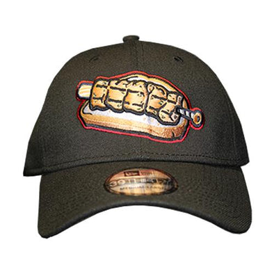 Spiedies Black Flex Fit Cap