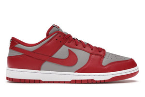 Nike Dunk Low Retro Medium Grey Varsity Red UNLV (2021) US10