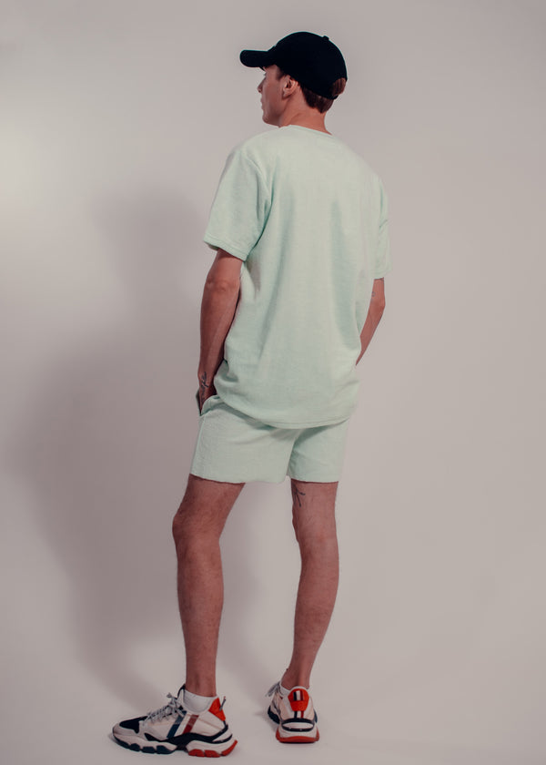Towel T-shirt Mint