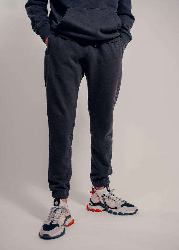 Premium Cotton Jogger Grey