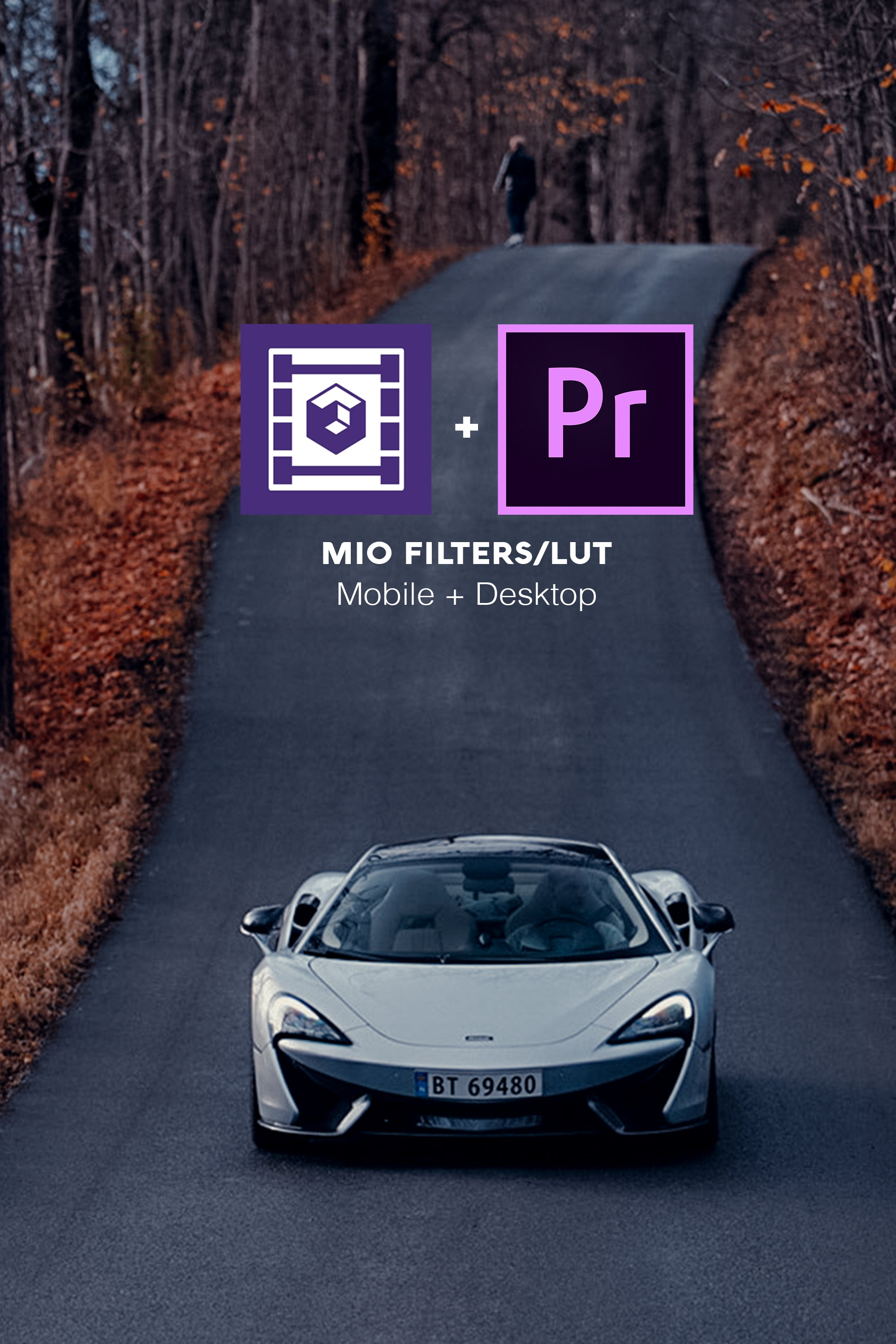 Mio Video LUT filters