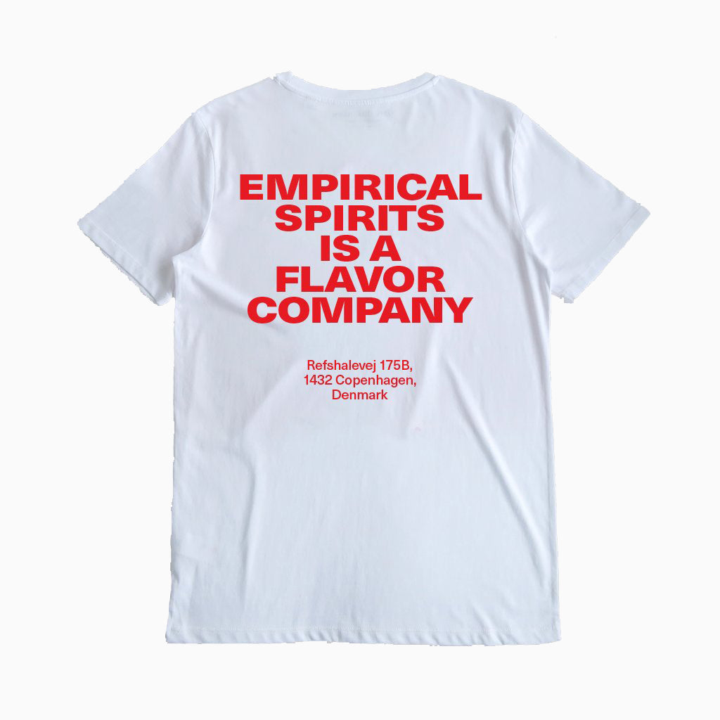 EMPIRICAL STAFF TEE
