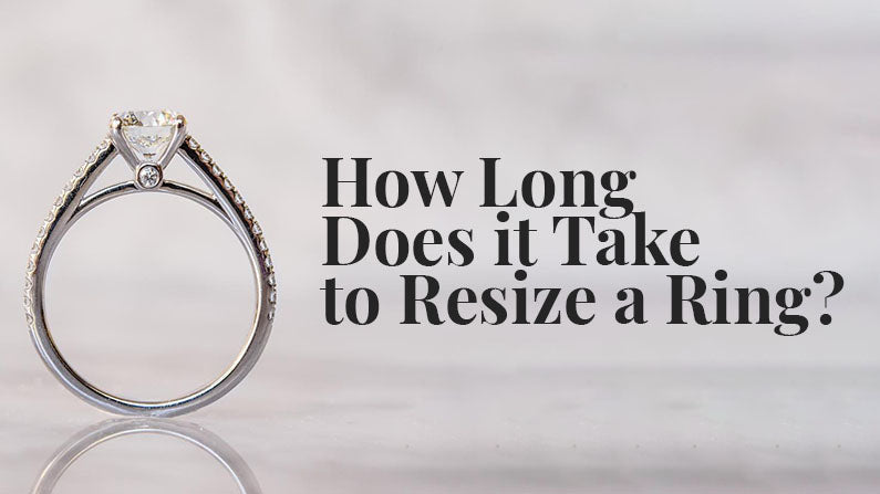 How Long Does It Take To Get A Ring Resized Tips Advice