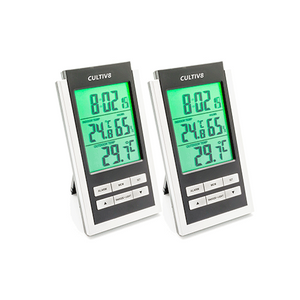 Thermometer / Hygrometer two pack