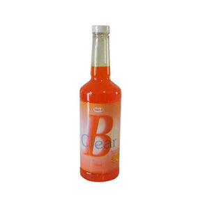 B Clear Body Cleansing Detox Drink 750ml Orange