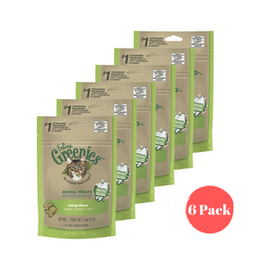 Greenies™ Feline Catnip - 6 x 71g (6 Pack)