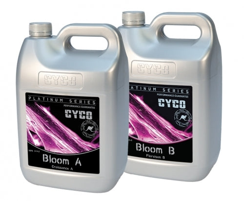 Cyco Bloom A&B Nutrient 5L