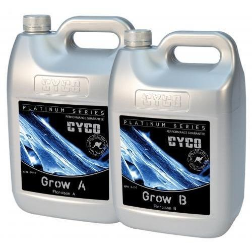 Cyco Grow A&B Nutrient 5L
