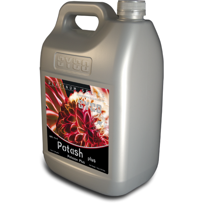 Cyco Platinum Series Potash Plus 5L