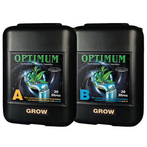 Optimum Grow A & B Set 1L