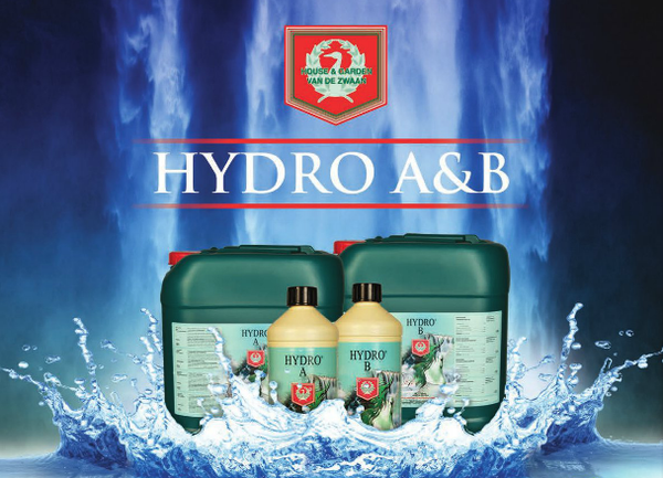 Hydro A&B Nutrients 1L