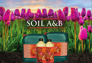 House & Garden - Soil A&B Nutrients 5L