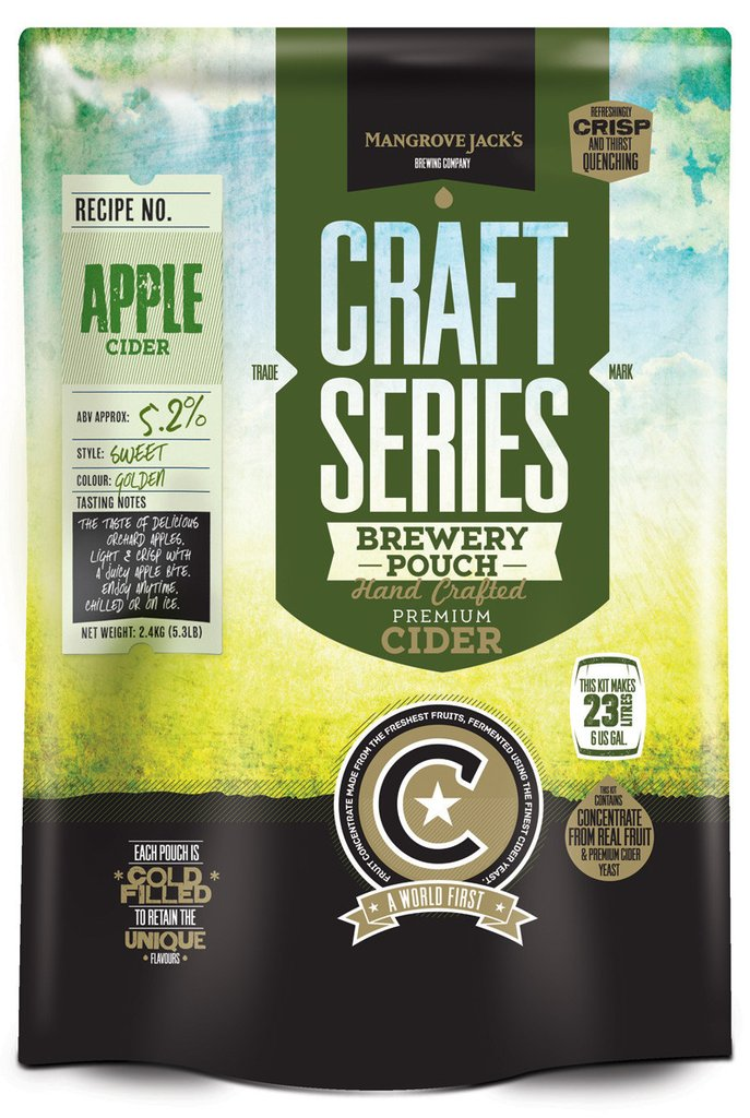 Mangrove Jacks Apple Cider 2.2KG