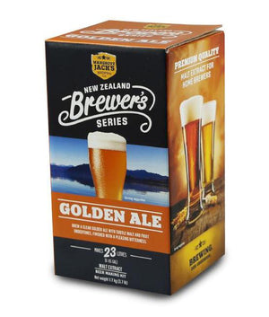 Mangrove Jacks Brewers Series Golden Ale Boxed