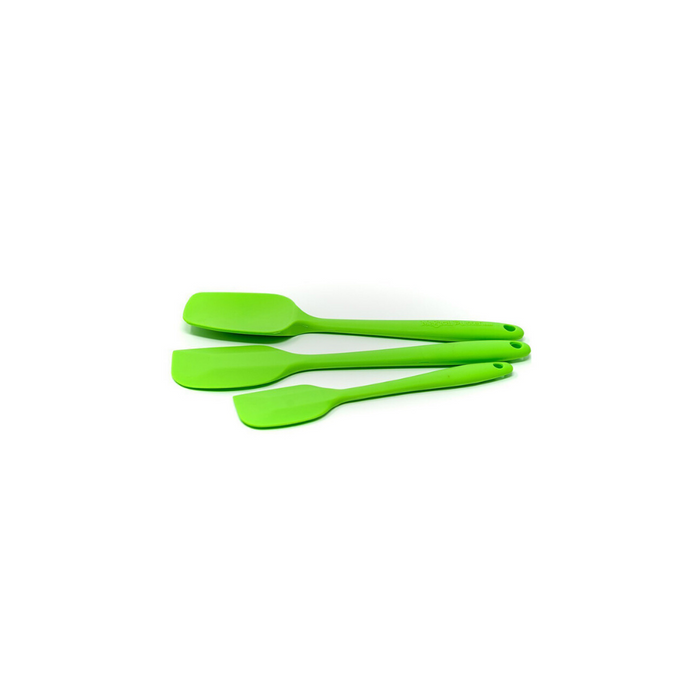 Magical Butter Non Stick Silicone Spatulas - 3 Pack