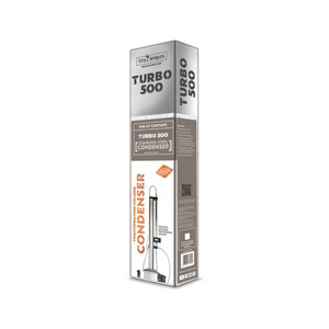 TURBO 500 STAINLESS STEEL CONDENSER T500