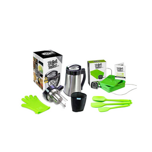 Magical Butter DecarBox Combo Kit w/ Non Stick Silicone Spatulas