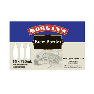 Morgan's Brew Bottles 15x750ml