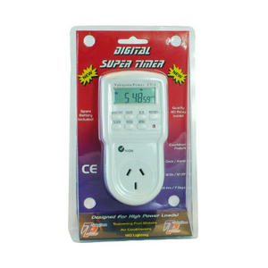 Nakajima Super Heavy Duty Digital Timer