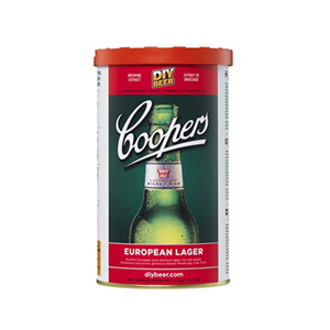 Coopers DIY European Lager Home brewing Craft Beer Brewing Extract (1.7kg)