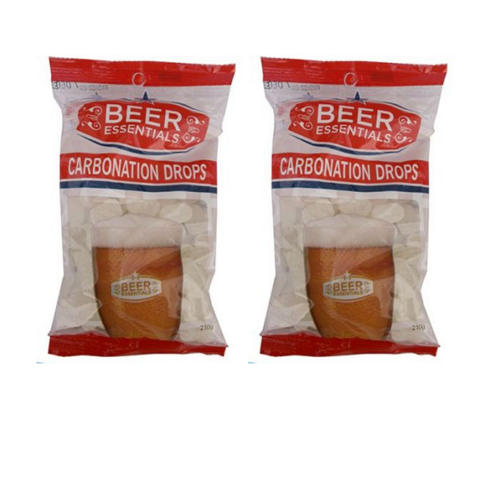 Beer Essentials Carbonation Drops 210g x 2