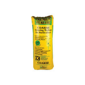 Perlite Super Coarse  - Yellow Bag 100L