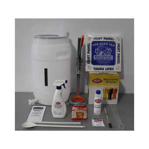 Beer Essentials Complete Home Brewery Kits Beer Essentials Super Deluxe Brewery Kit