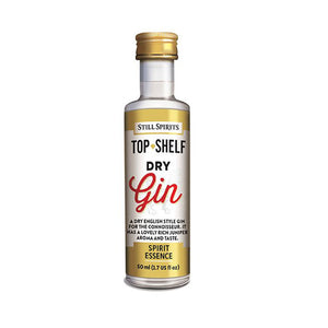 Still Spirits Top Shelf Spirit Flavouring - Dry Gin